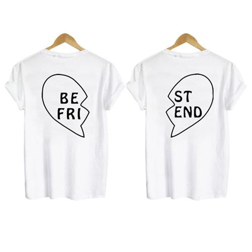 best friend shirt back couple