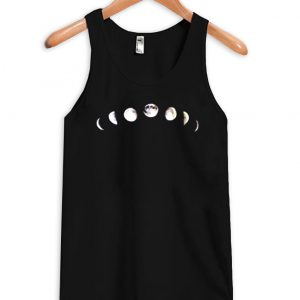 moons phases tanktop