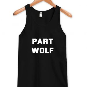 part wolf tanktop