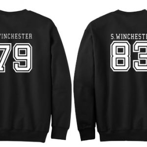 winchester sweatshirt couple