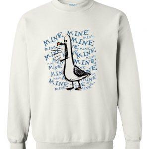 finding nemo seagull sweatshirt