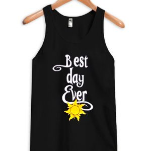 Best day ever tanktop