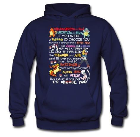 pikachu and ash hoodie