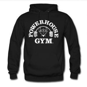 powerhouse gym hoodie