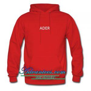 Ader hoodie