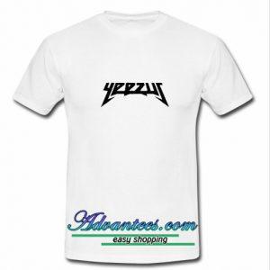 Yeezus T Shirt