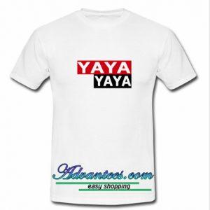 YAYA T shirt