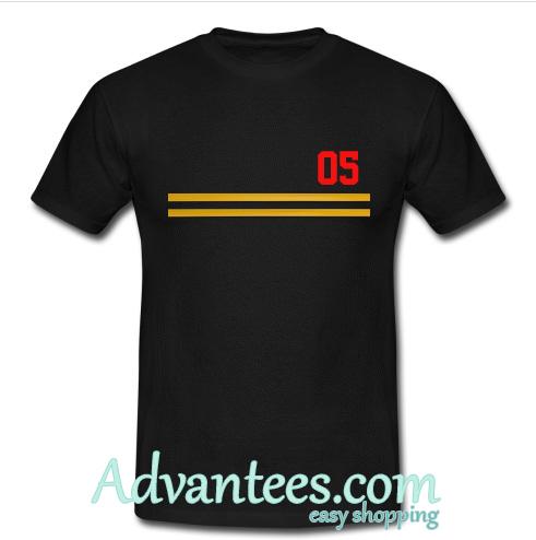 05 t shirt