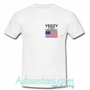 Yeezy For President T-Shirt