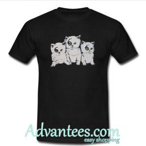 666 Cats t shirt