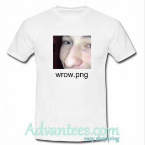 Wrow T shirt