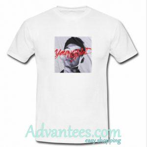 5SOS Youngblood Calum t shirt