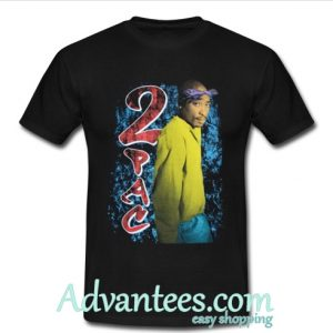 2Pac All Eyez on Me 1996 t shirt