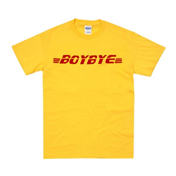 boybye tshirt