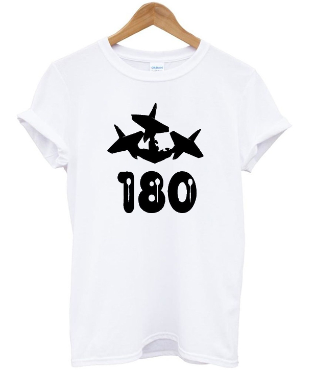 180 dart t-shirt
