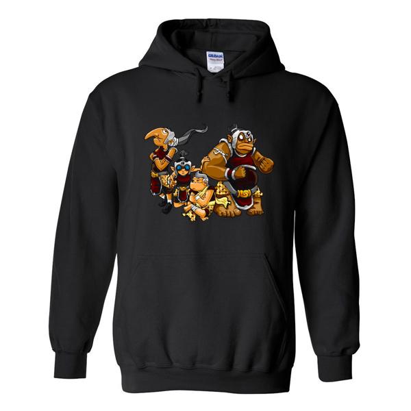 the punakawan hoodie