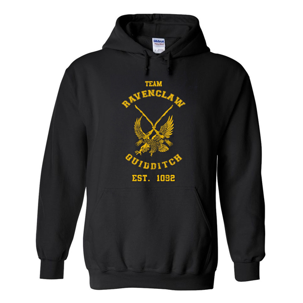 coupon code a few days away wholesale outlet the ravenclaw quidditch est 1092 hoodie