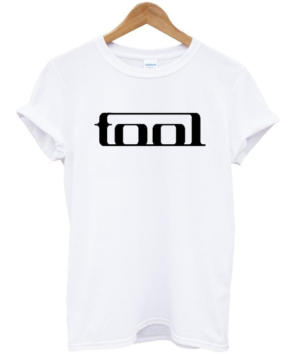 tool band logo t-shirt
