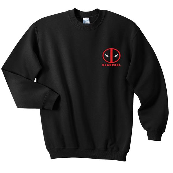 dead pool sweatshirt