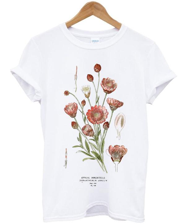 xeranthemum annuum t-shirt