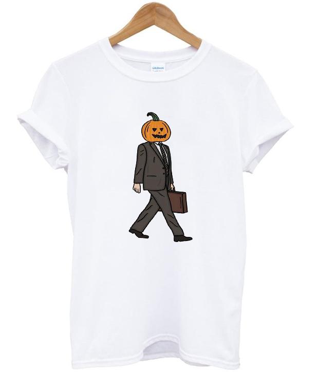 the office halloween t-shirt