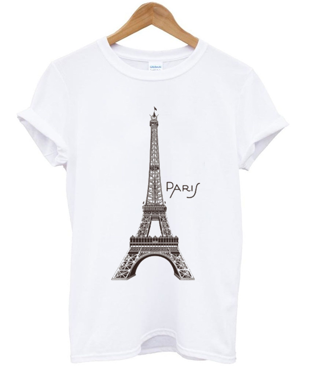 paris sketch t-shirt