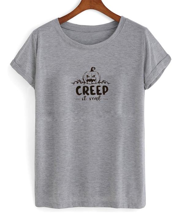 creep it veal t-shirt