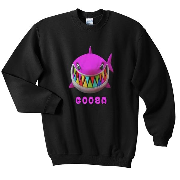 gooba sweatshirt
